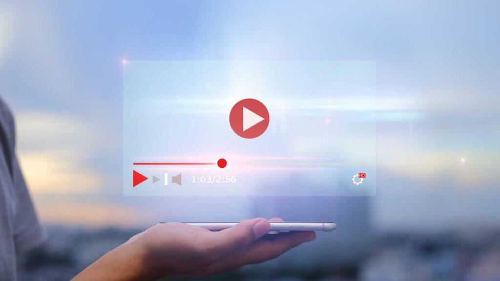 live video streaming app