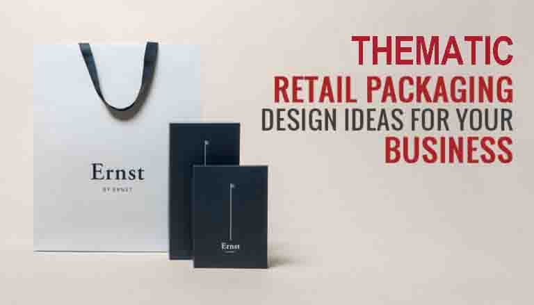 Retail Thematic Packaging